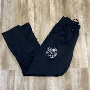 Ogio Sweatpants - embroidered volleyball logo